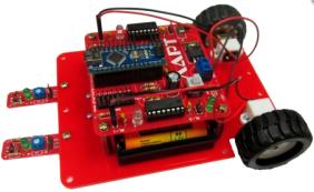 Arduino роботы