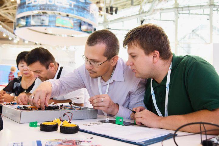 Мастер-класс «Платформа Arduino. С чего начать?» Часть 2