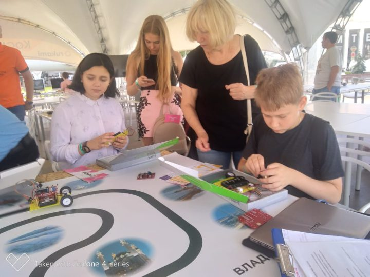 Фестиваль RUKAMI: новые возможности для наших детей