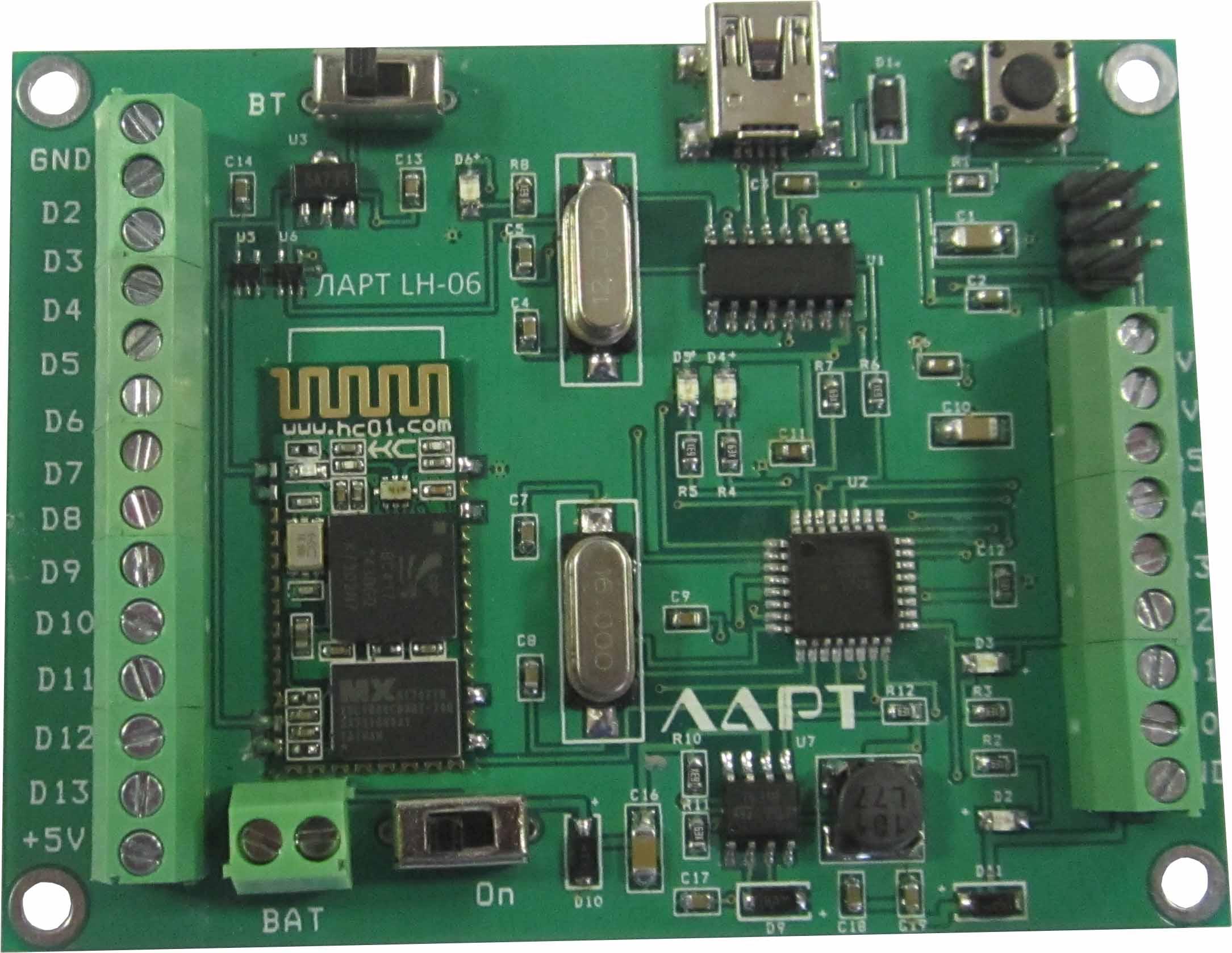 Модуль HC-06